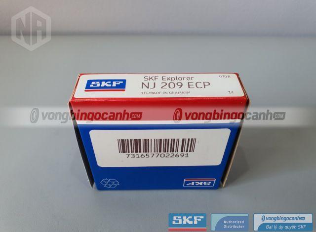 Vòng bi NJ 209 ECP chính hãng SKF