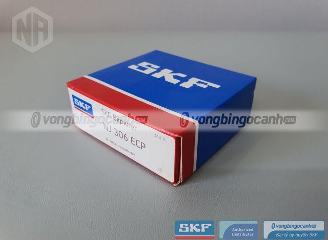 Vòng bi NJ 306 ECP chính hãng SKF