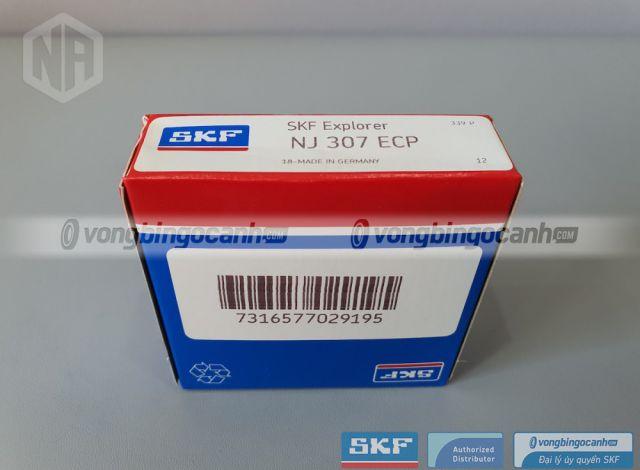 Vòng bi NJ 307 ECP chính hãng SKF