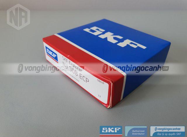 Vòng bi NJ 308 ECP chính hãng SKF