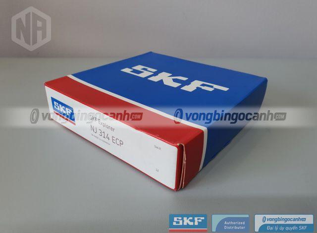 Vòng bi NJ 314 ECP chính hãng SKF