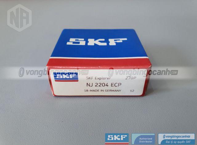 Vòng bi NJ 2204 ECP chính hãng SKF