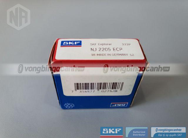 Vòng bi NJ 2205 ECP chính hãng SKF