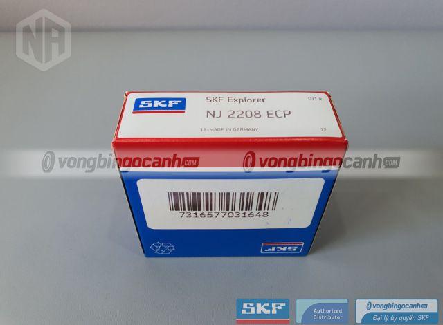 Vòng bi NJ 2208 ECP chính hãng SKF