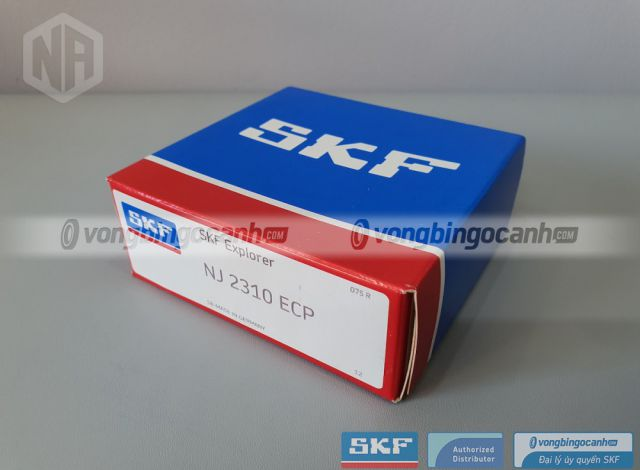Vòng bi NJ 2310 ECP chính hãng SKF