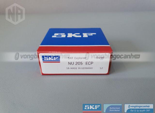 Vòng bi NU 205 ECP chính hãng SKF