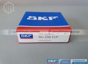 Vòng bi NU 208 ECP SKF chính hãng