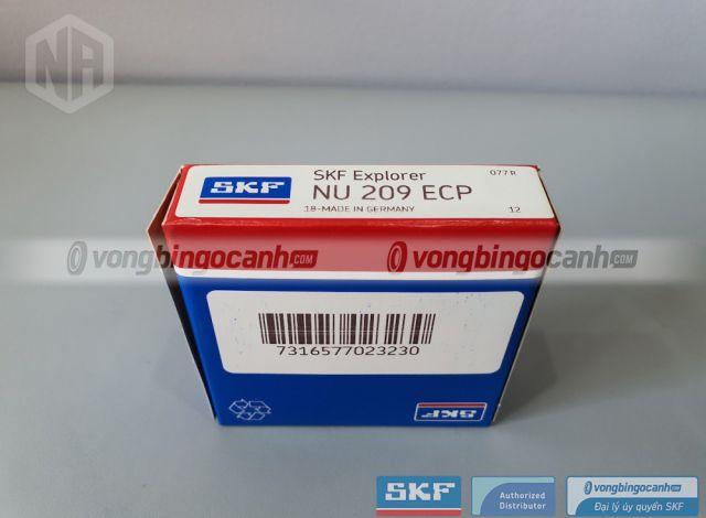 Vòng bi NU 209 ECP chính hãng SKF