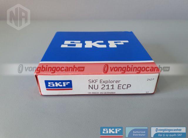 Vòng bi NU 211 ECP chính hãng SKF