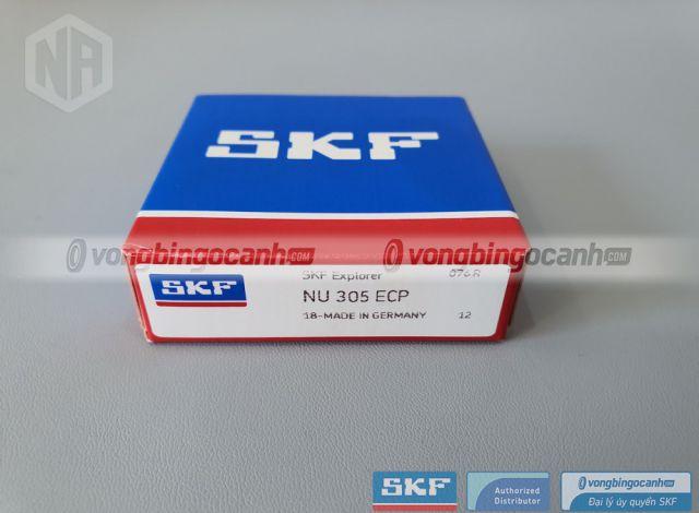 Vòng bi NU 305 ECP chính hãng SKF