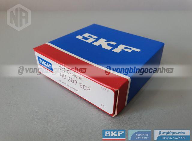 Vòng bi NU 307 ECP chính hãng SKF