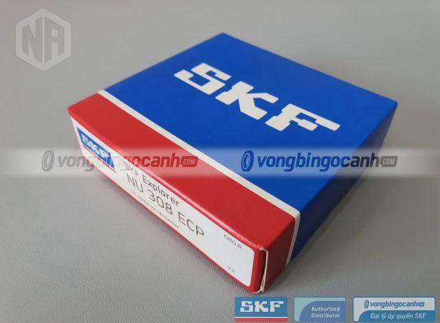 Vòng bi NU 308 ECP chính hãng SKF