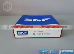 Vòng bi NU 313 ECP/C3 SKF chính hãng
