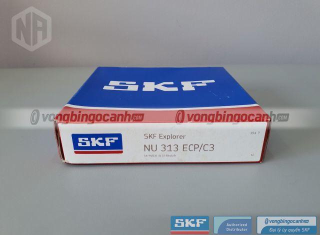 Vòng bi NU 313 ECP/C3 chính hãng SKF