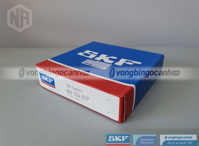 Vòng bi NU 314 ECP chính hãng SKF