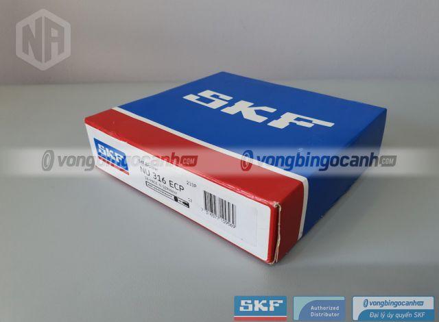 Vòng bi NU 316 ECP chính hãng SKF