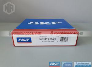 Vòng bi NU 319 ECP/C3 SKF chính hãng