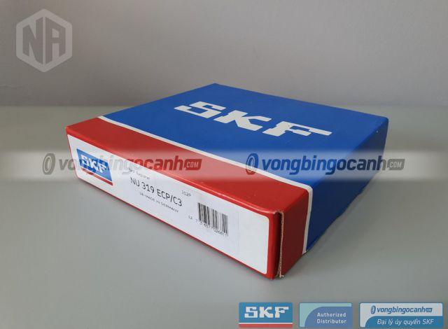 Vòng bi NU 319 ECP/C3 chính hãng SKF