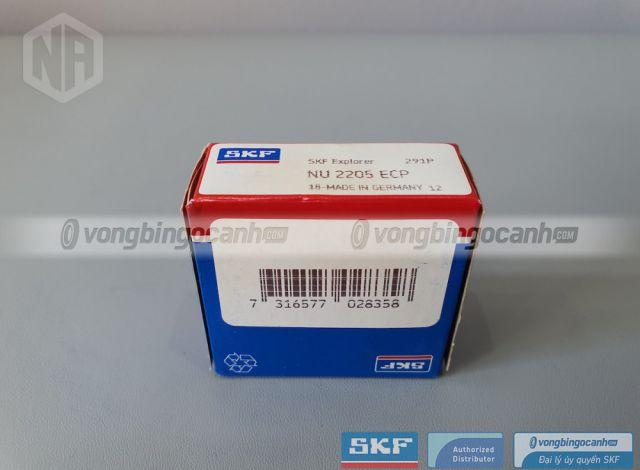 Vòng bi NU 2205 ECP chính hãng SKF
