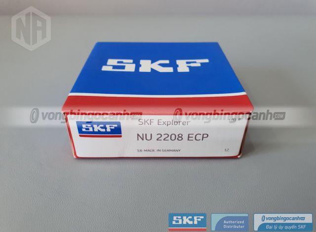 Vòng bi NU 2208 ECP chính hãng SKF
