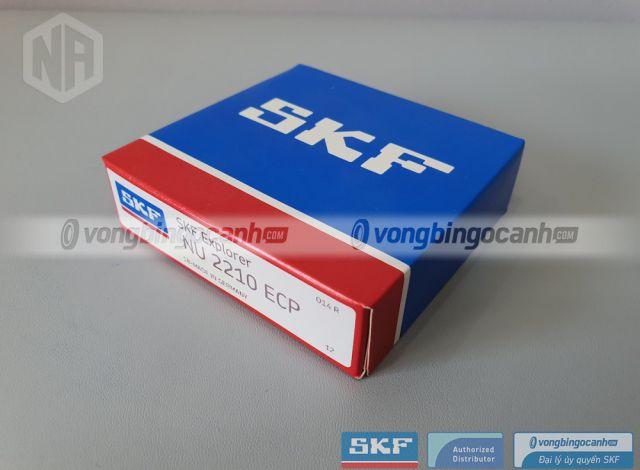Vòng bi NU 2210 ECP chính hãng SKF