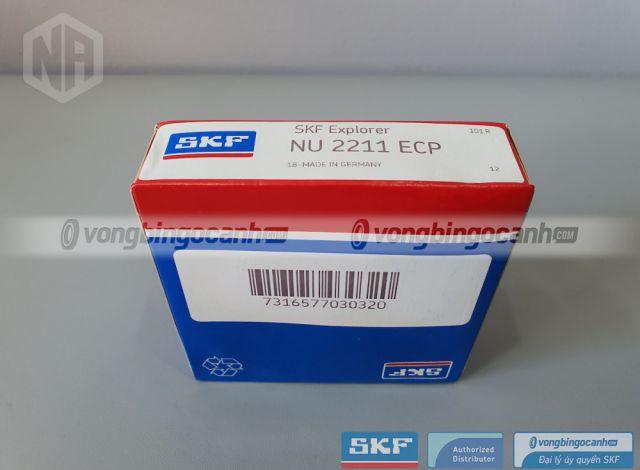 Vòng bi NU 2211 ECP chính hãng SKF