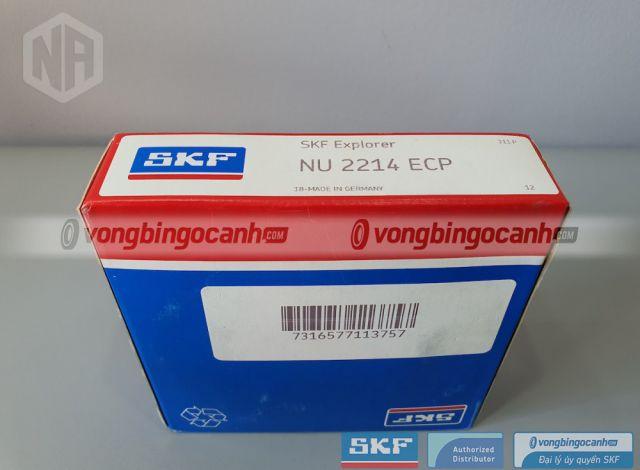 Vòng bi NU 2214 ECP chính hãng SKF