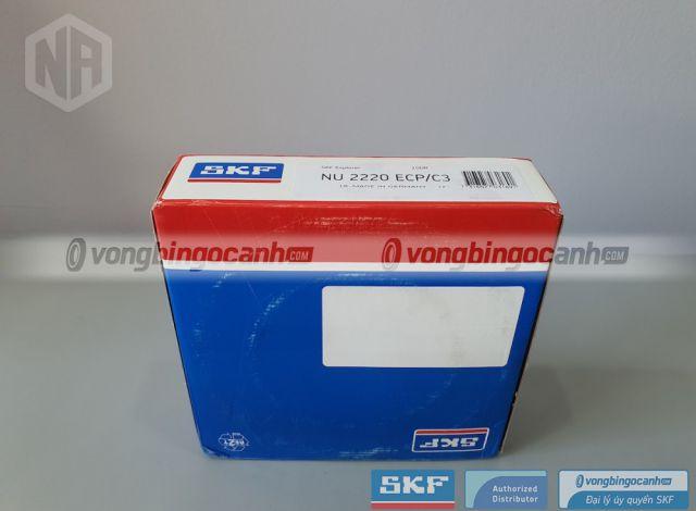 Vòng bi NU 2220 ECP/C3 chính hãng SKF