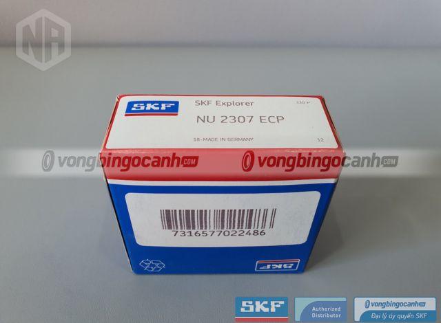 Vòng bi NU 2307 ECP chính hãng SKF