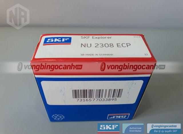 Vòng bi NU 2308 ECP chính hãng SKF