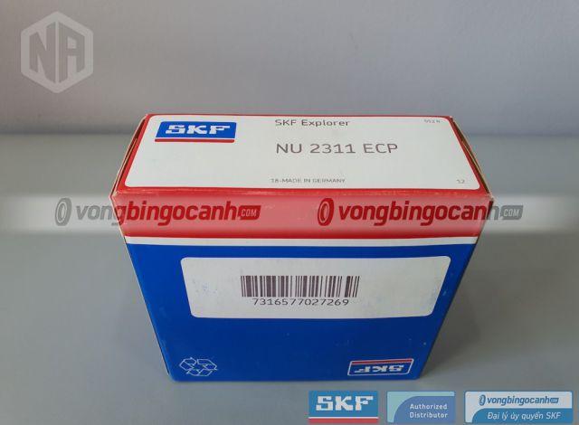 Vòng bi NU 2311 ECP chính hãng SKF