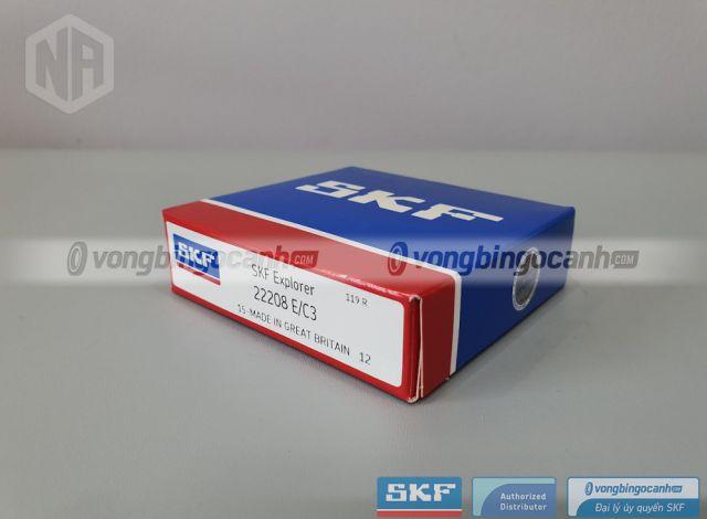 Vòng bi SKF 22208 E/C3 chính hãng