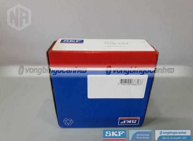 Vòng bi SKF 22315 E/C3 chính hãng