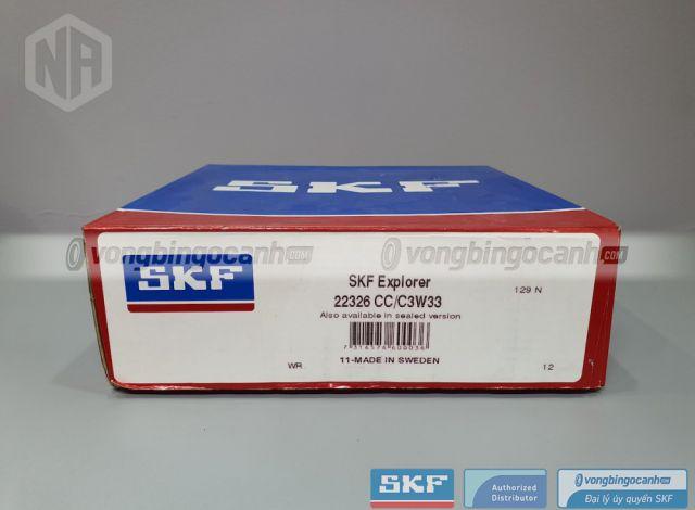 Vòng bi SKF 22326 CC/C3W33 chính hãng