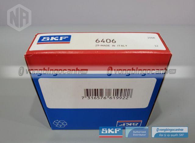 Vòng bi SKF 6406 chính hãng
