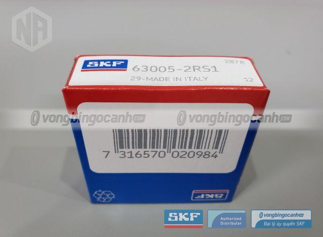Vòng bi SKF 63005-2RS1 chính hãng