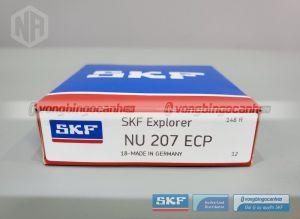 Vòng bi NU 207 ECP SKF chính hãng