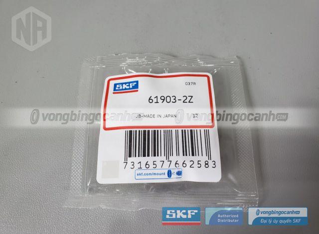 Vòng bi cầu SKF 61903-2Z