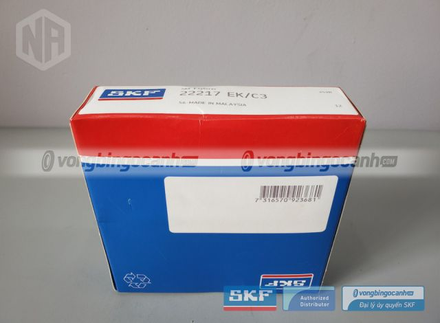 Vòng bi SKF 22217 EK/C3 chính hãng