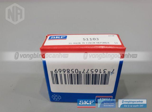 Vòng bi SKF 51103 chính hãng