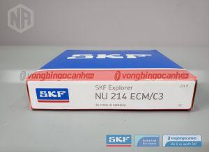 Vòng bi NU 214 ECM/C3 SKF chính hãng