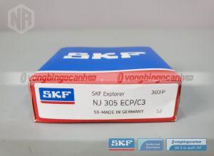 Vòng bi NJ 305 ECP/C3 SKF chính hãng