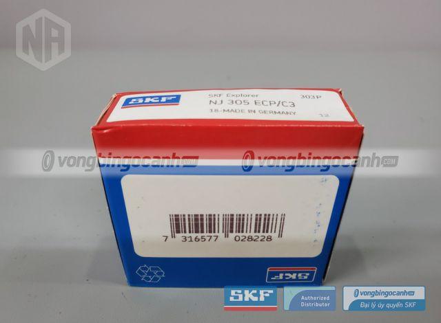 Vòng bi NJ 305 ECP/C3 chính hãng SKF