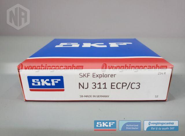 Vòng bi NJ 311 ECP/C3