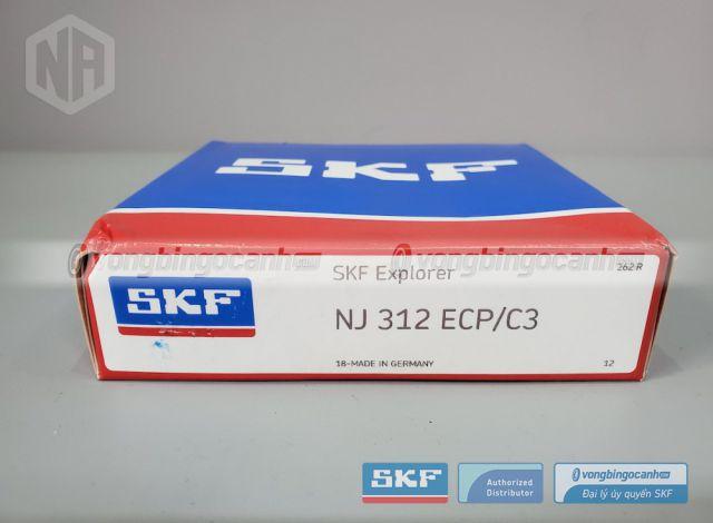 Vòng bi NJ 312 ECP/C3
