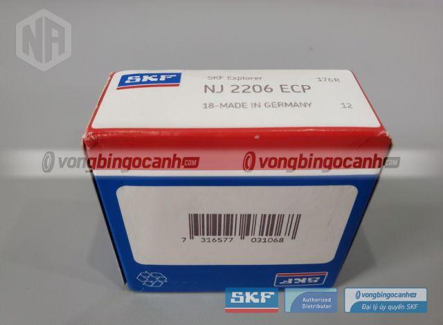 Vòng bi NJ 2206 ECP