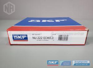 Vòng bi NU 222 ECM/C3 SKF chính hãng