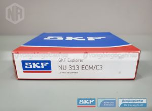Vòng bi NU 313 ECM/C3 SKF chính hãng