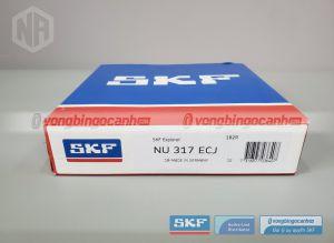 Vòng bi NJ 317 ECJ SKF chính hãng