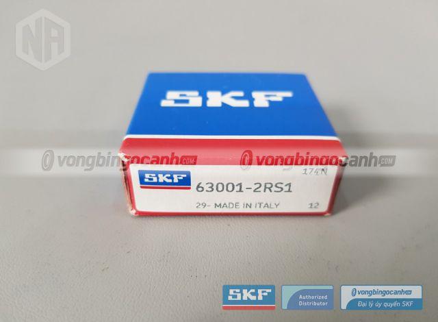Vòng bi SKF 63001-2RS1